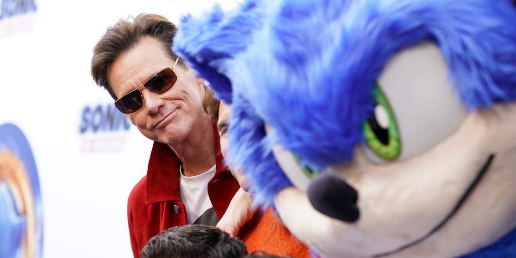 Jim Carrey őrületes jutalomjátéka a Sonic, a sündisznó