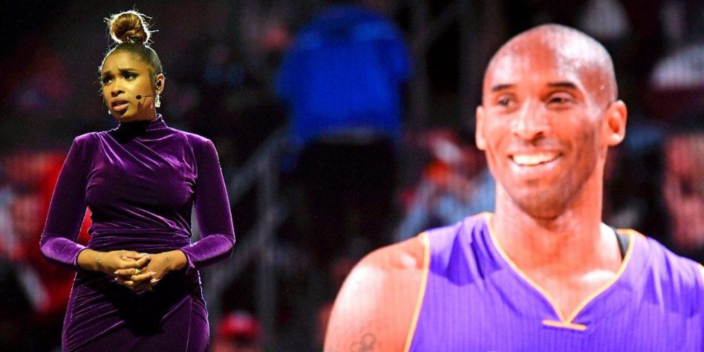 A közönség szava is elakadt - Jennifer Hudson méltóképpen búcsúztatta Kobe Bryantet