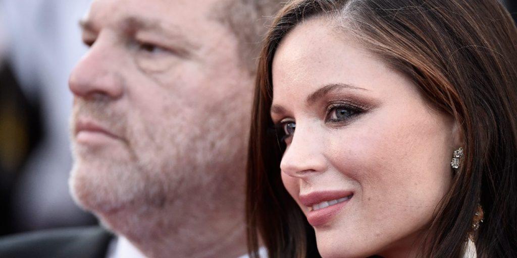 Harvey Weinsten exfelesége túlélte a botrányt, egy Oscar-díjas színészt szeret