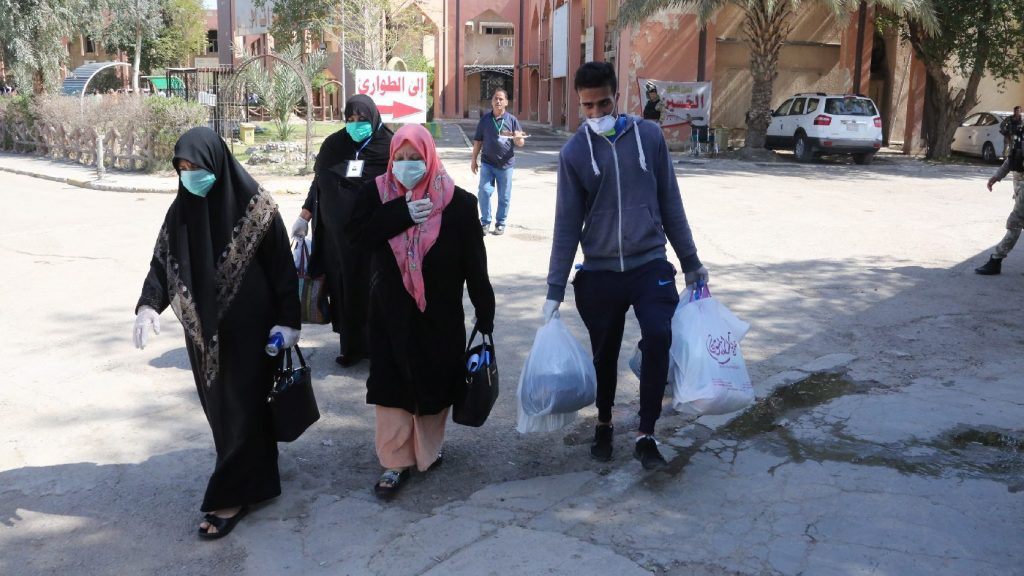 Az EU mintegy 240 millió euróval segíti a Szíriával szomszédos országokat
