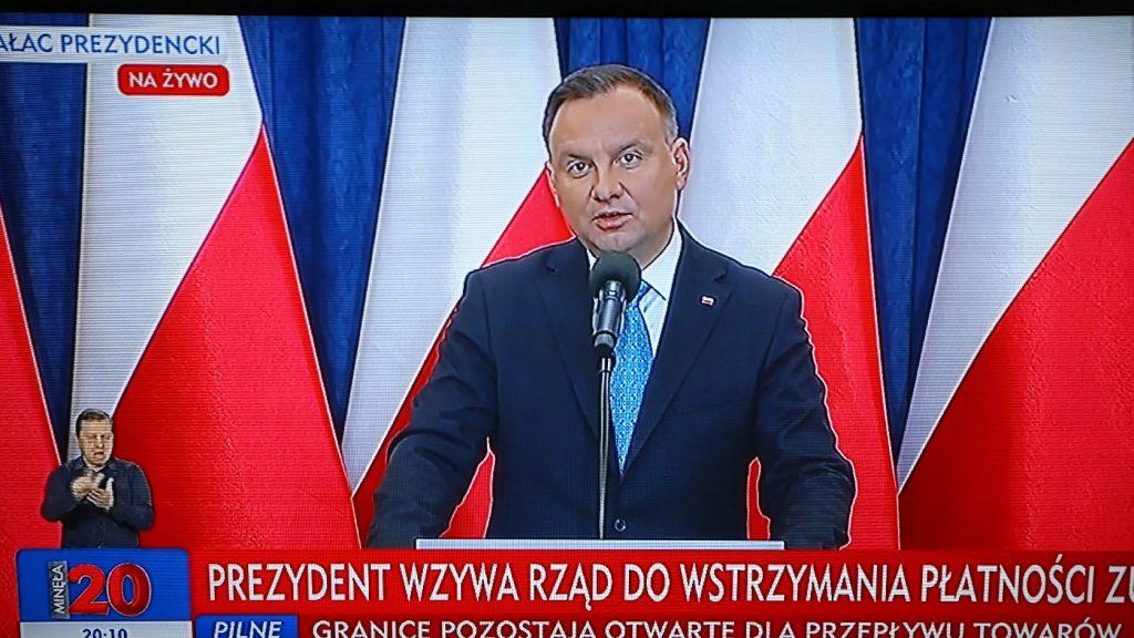 A szejm elfogadta a lengyel választási törvényt módosító kormánypárti javaslatot