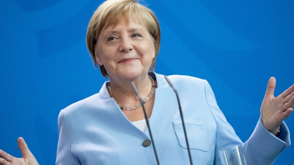 Koronavírus: negatív lett Angela Merkel harmadik koronavírus-tesztje