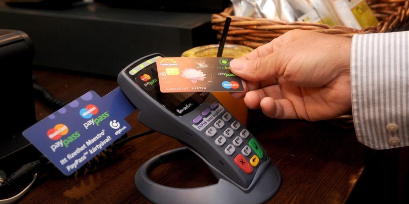 Mérföldkőhöz érkezik a bankkártyás fizetés | hirado.hu