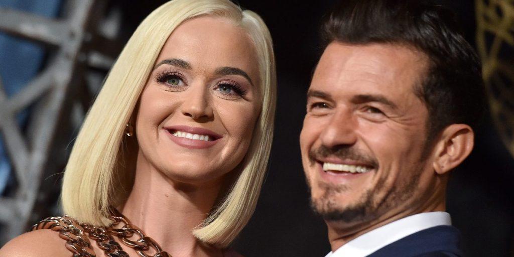 Katy Perry és Orlando Bloom bejelentették gyermekük nemét