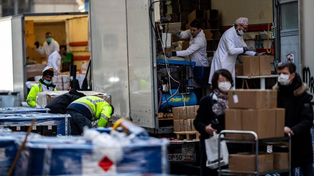 Kétezer felett a halottak száma Franciaországban