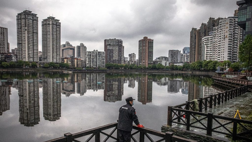 Kínában újrakezdte az ipar a termelést