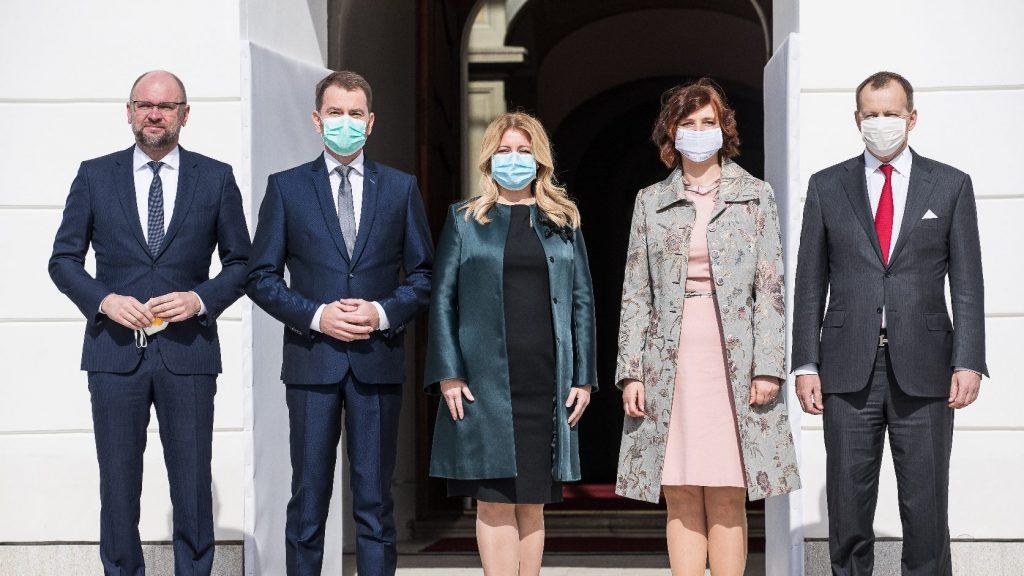 Részleges kijárási tilalom lép életbe Szlovákiába