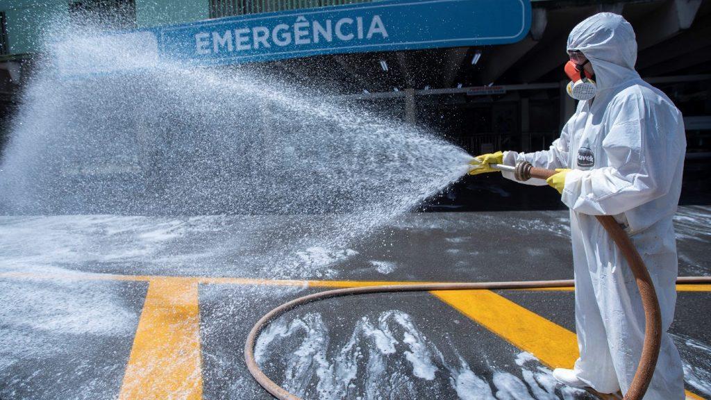 Január végén volt az első haláleset Brazíliában, és nem március 17-én