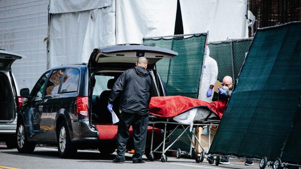 New York államban már több mint 7000 a halottak száma
