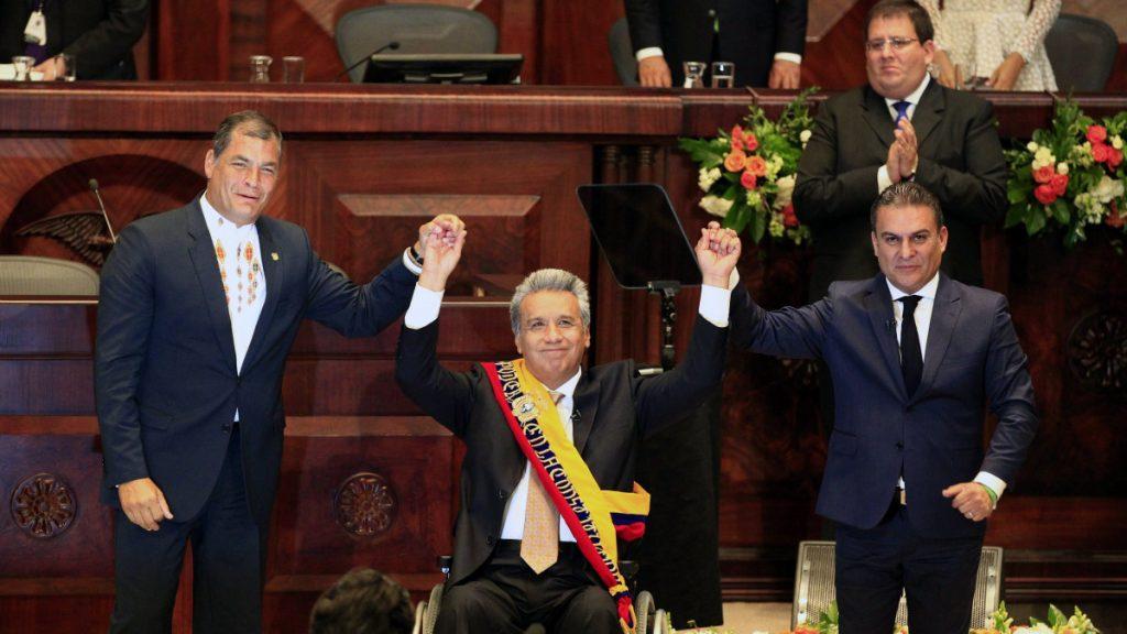 Hosszú börtön évek várnak a volt ecuadori elnökre