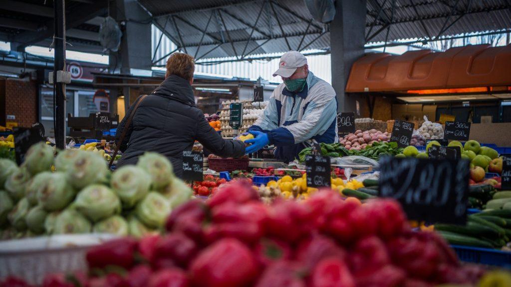 Februárban több mint 10 százalékkal nőtt a kiskereskedelmi forgalma