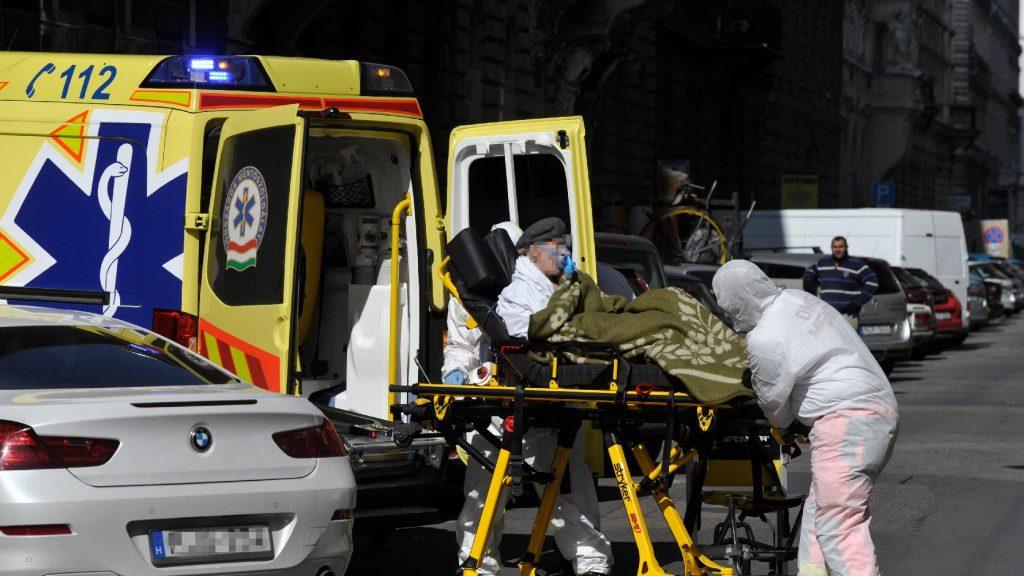 623 főre nőtt a beazonosított fertőzöttek száma és elhunyt 5 beteg Magyarországon