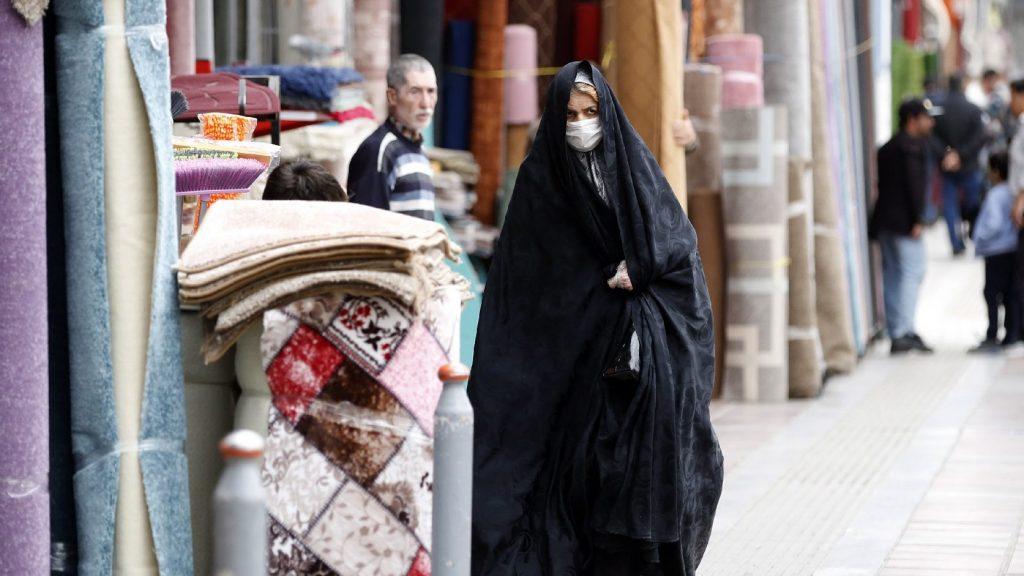 Már negyedik napja csökken az új esetek száma Iránban