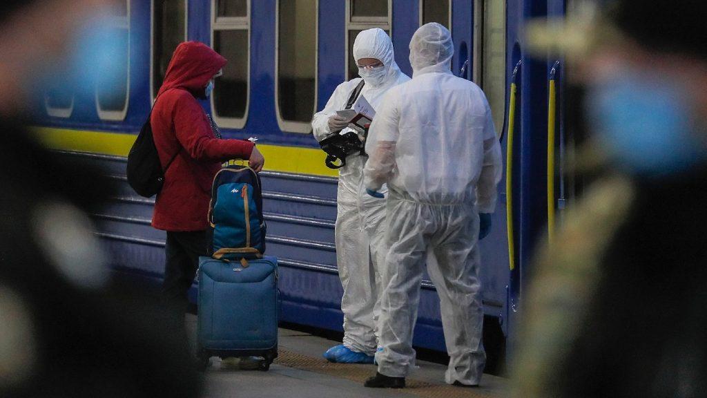 Felgyorsult a járvány Ukrajnában