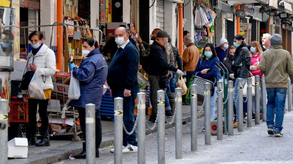 Nem csökkent a halottak száma az utóbbi napon sem Olaszországban
