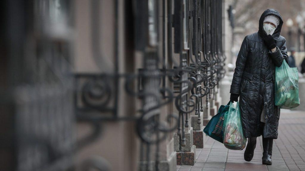 Meghaladta a tízezret a fertőzöttek száma Oroszországban