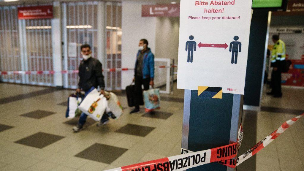 A németek többsége hajlandó okostelefonnal is küzdeni a koronavírus ellen
