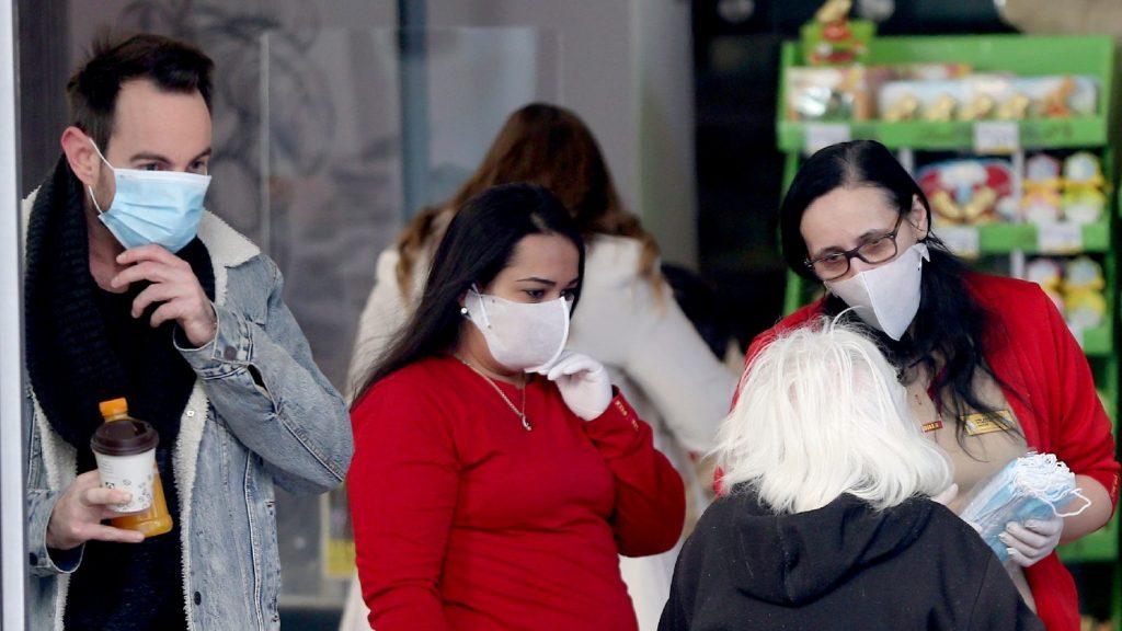 Egy nap alatt több mint százan fertőződtek meg Ausztriában