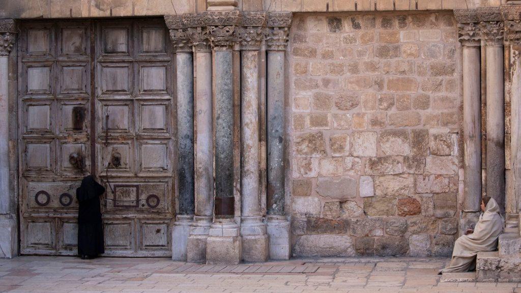 Szűk körben tartják meg a nagypénteki keresztutat Jeruzsálemben