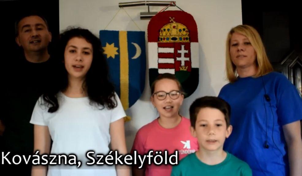 Miskolctól Alaszkáig szólt a kedvelt magyar népdal