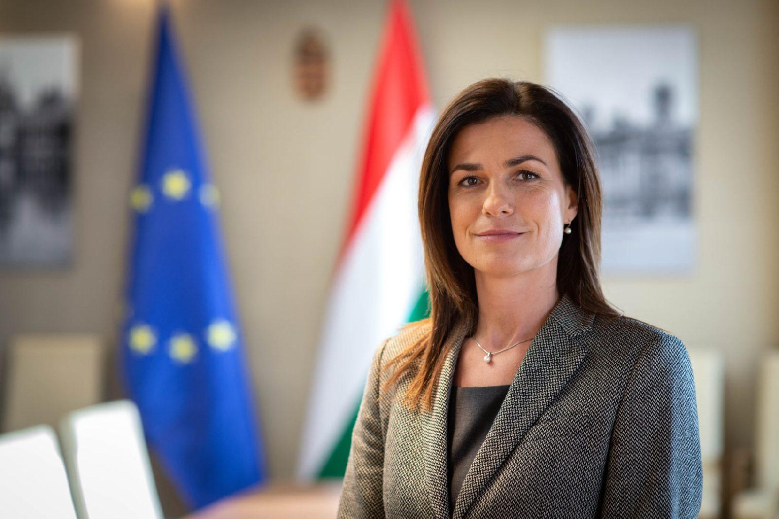 Varga Judit: A magyar szabályozás és gyakorlat megfelel az uniós jognak |  hirado.hu