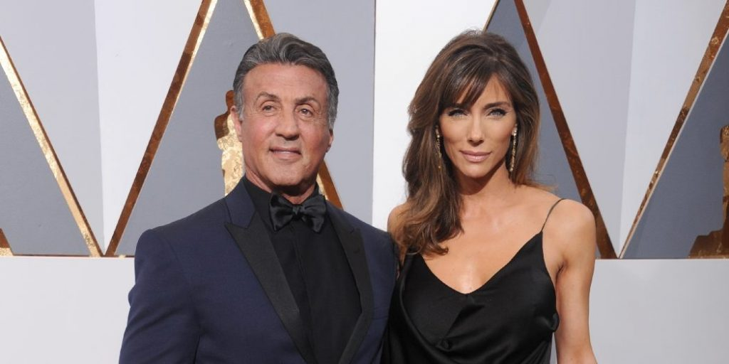Sylvester Stallone is tudja, hogy a feleségének mindig igaza van