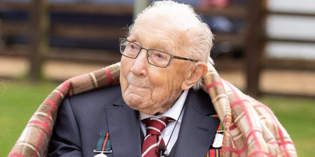 A 100 éves brit veterán szerint Anthony Hopkins játszhatná őt a róla készülő filmben