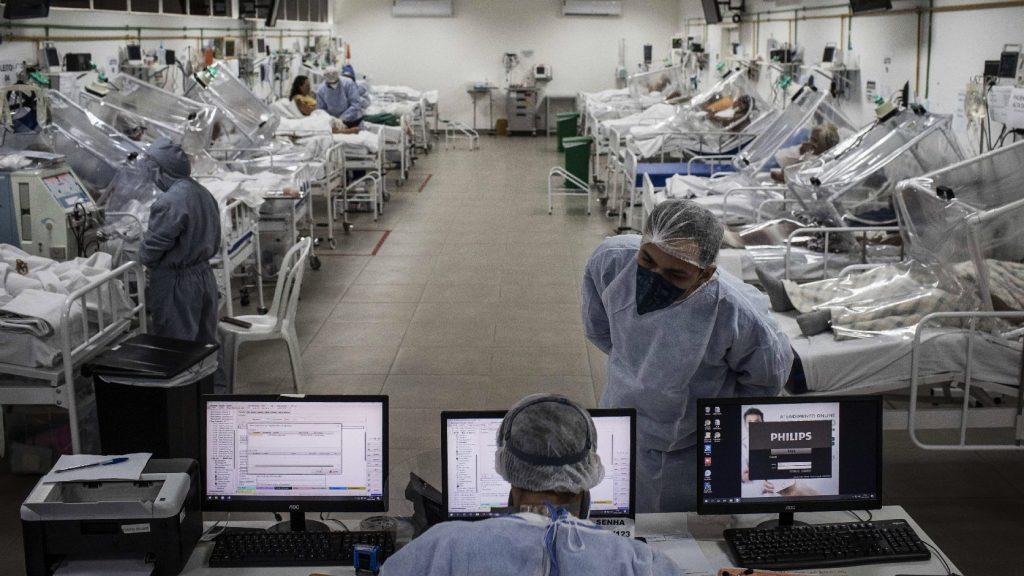 Dél-Amerika lett a járvány új gócpontja