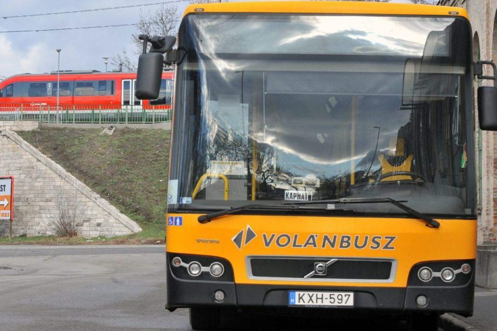 Változnak a busz menetrendek az ünnep és a tanítási szünet miatt