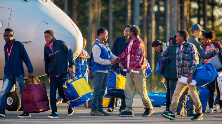 Nő a bevándorlásellenes politikát folytató svéd demokrata párt támogatottsága