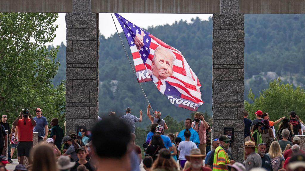 Még a függetlenség napját is zavargások árnyékolták be az Egyesült Államokban