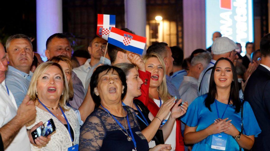 Így értékelték a választási eredményt a horvát lapok