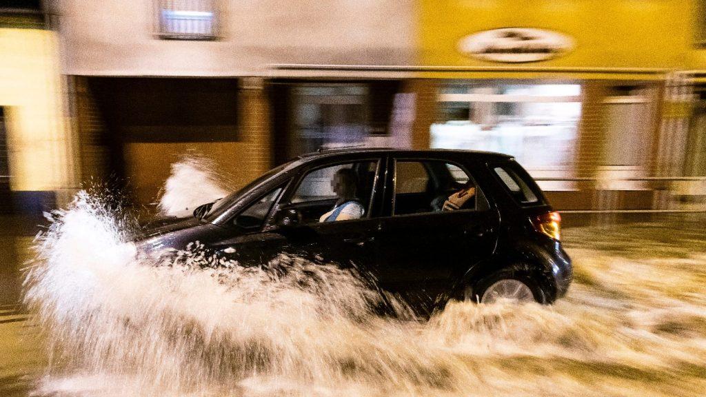 Komoly pusztítást okozott a vihar három megyében is