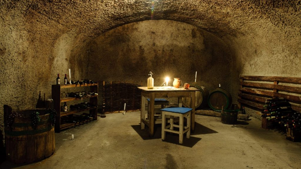 Az Eger alatti pincerendszer majd másfél száz kilométer hosszú