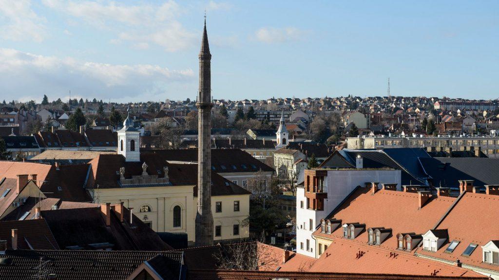 Az egri minaret az Oszmán Birodalom legészakibb európai emléke