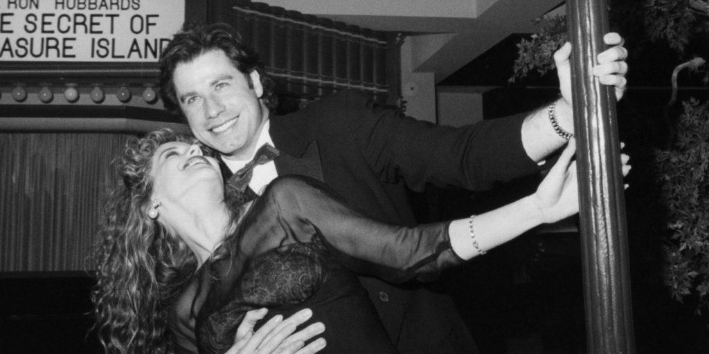 Megindító sorokkal búcsúzik szeretett feleségétől John Travolta