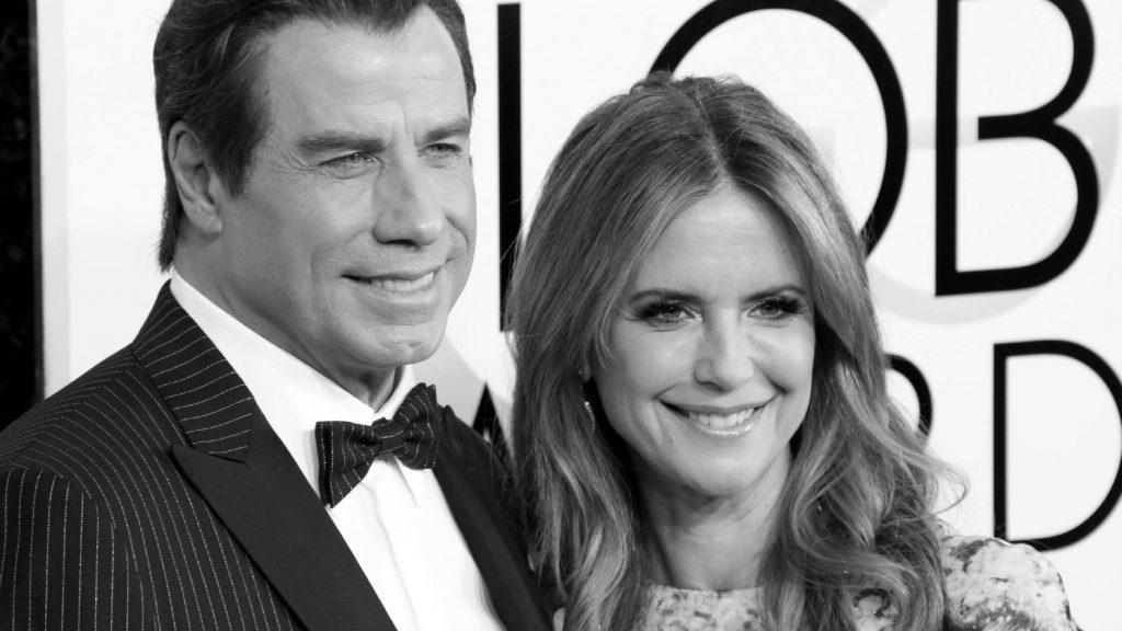 Elhunyt Kelly Preston, John Travolta felesége