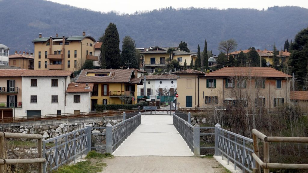 Bergamo intenzív osztályán nincs több koronavírusos betegek