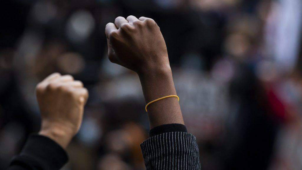 A fehérek félállati lények a Black Lives Matter-társalapító szerint