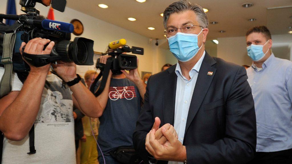 Vezet a jobboldali kormányzó párt a hivatalos horvát választási részeredmények szerint