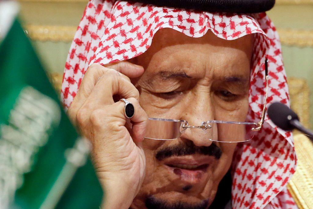 Kényes témákról beszélt Joe Biden a szaúdi királlyal