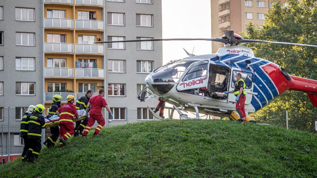 Családi viták állnak a tragikus csehországi lakóháztűz hátterében