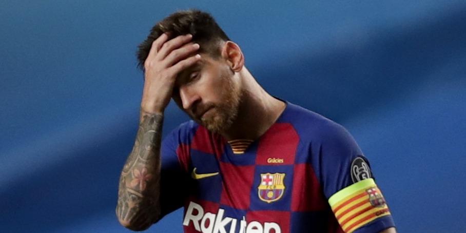 Meglepő! Ronaldinho szerint Messi korántsem minden idők legjobbja