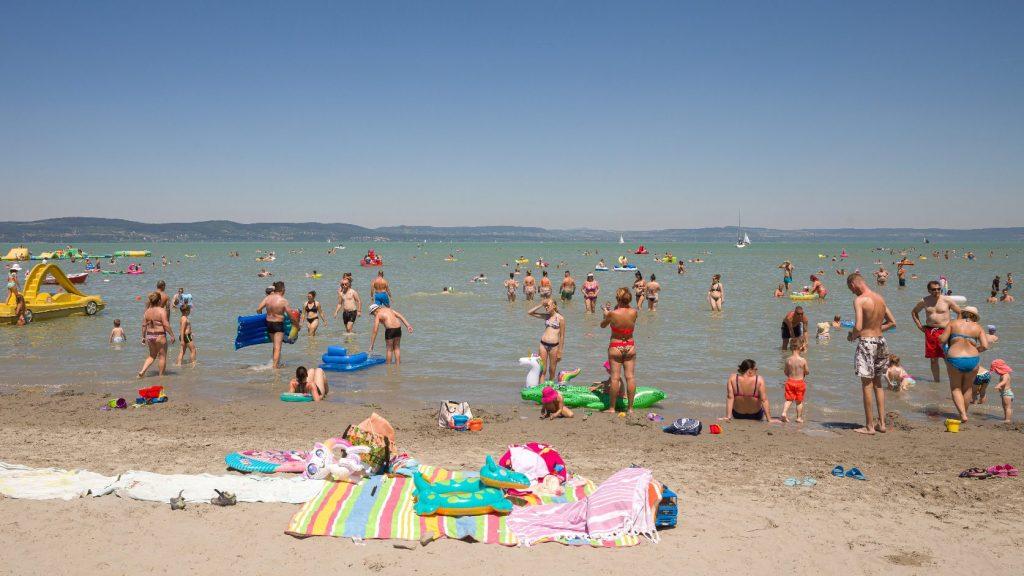 Meg van az idei nyár eddigi legmagasabb mért hőmérséklete
