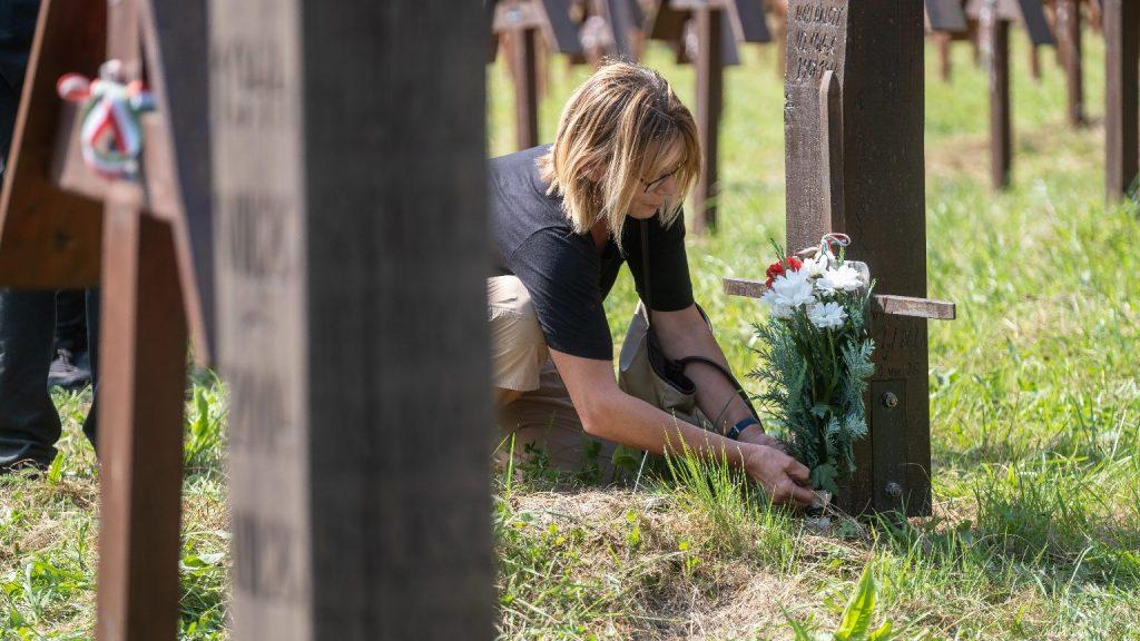 Igazságot akarnak az Üzvölgyi temető ügyében