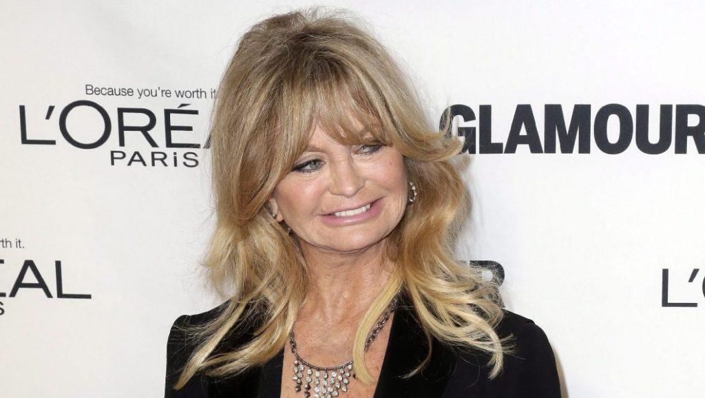 Goldie Hawn Önnek is élvezhetővé teszi a mosogatást