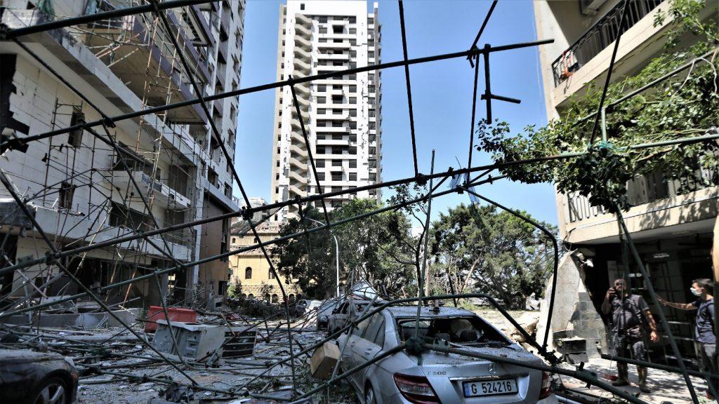 Nógrádi: Emberi mulasztások sorozata okozta a bejrúti robbanást