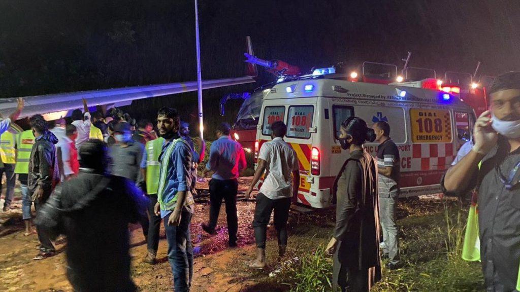 Indiai légi tragédia: tizennyolcra emelkedett az áldozatok száma