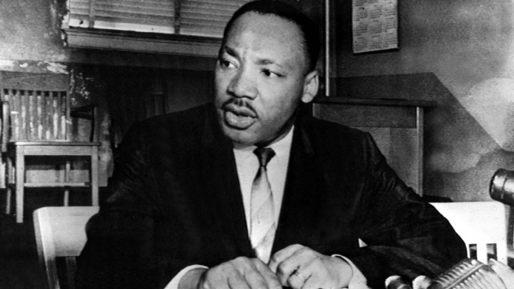 Eladó Rosa Parks levele Martin Luther Kingről