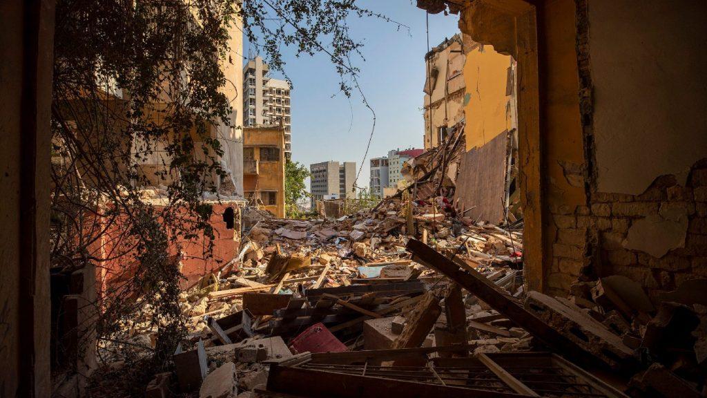 Hatszáz történelmi épület rongálódott meg a bejrúti robbanás következtében